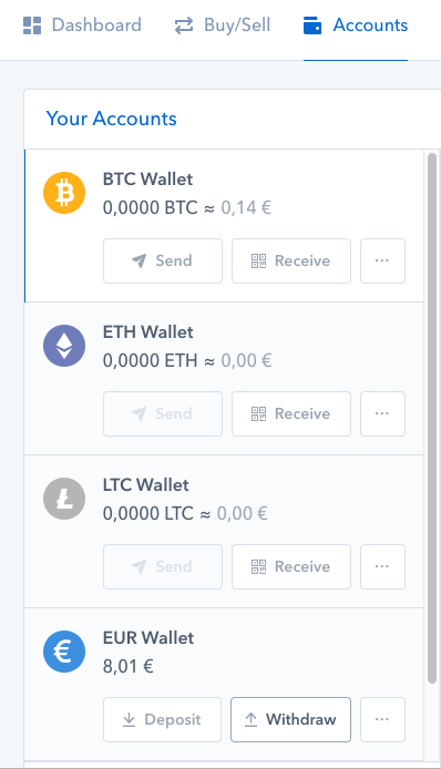 coinbase come registrarsi